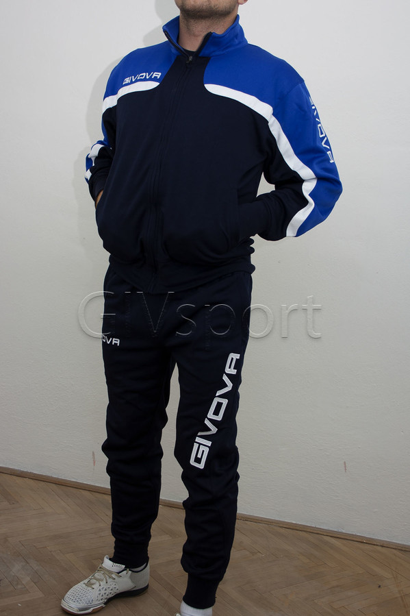 85b97dc5232db TUTA AFRICA azúrová-modrá - GIVsport GIVOVA