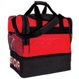 BOX VITTORIA červená-čierna