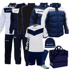 BOX SPECIAL biela-modrá
