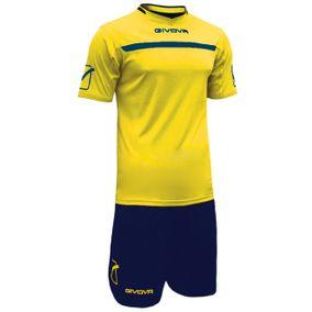 KIT ONE žltá-modrá