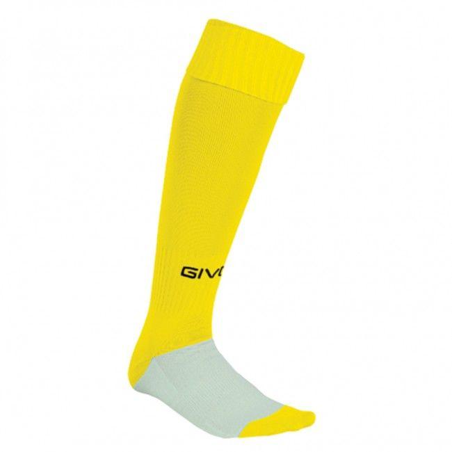 CALZA CALCIO žltá